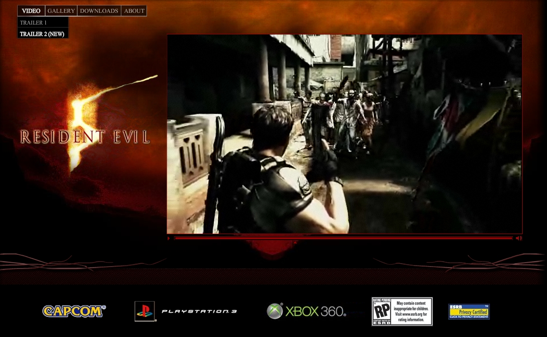 re5-official-site