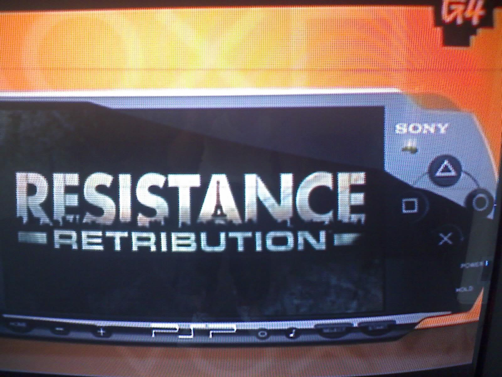 resistance-psp