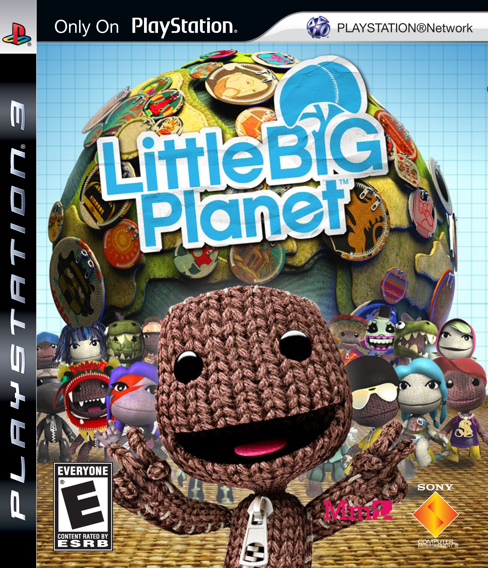 More LittleBigPlanet Concept Art | GoingSony