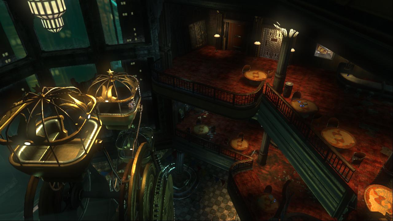 Bioshock ps3 little sisters and ferris wheels gematsu - Bioshock wikia ...