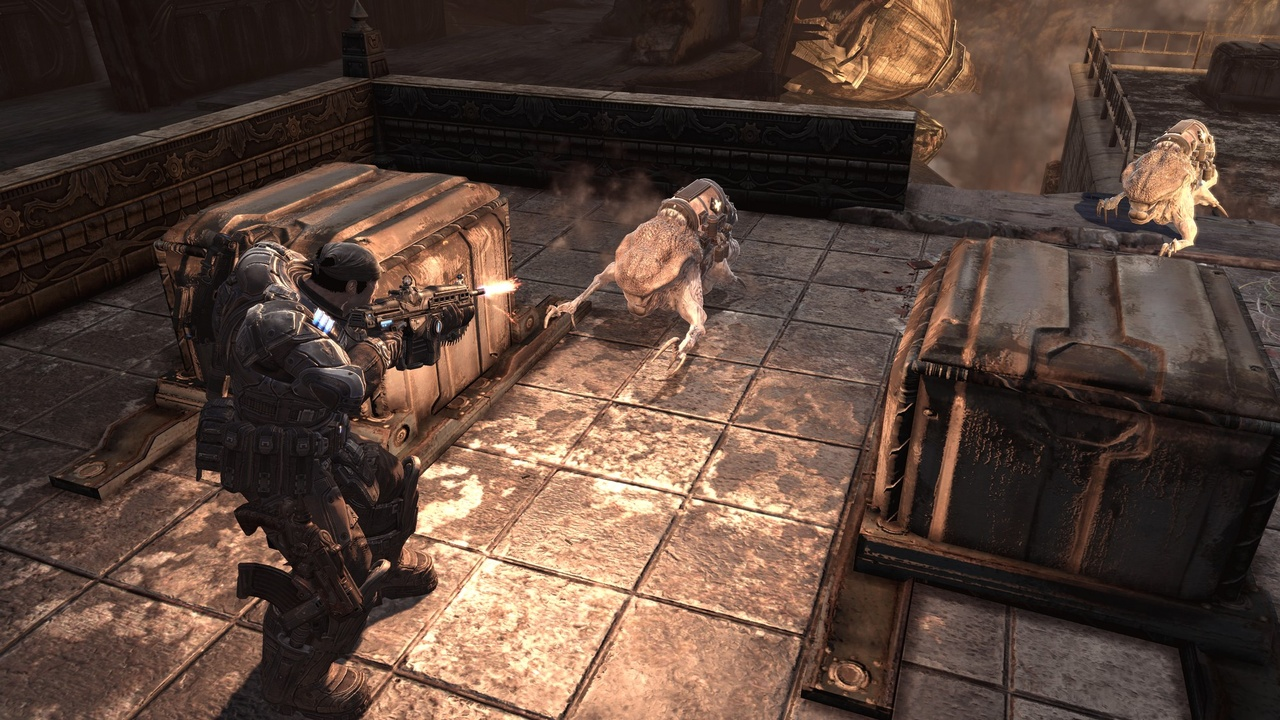 Gears Of War 2 Achievements List Revealed Gematsu