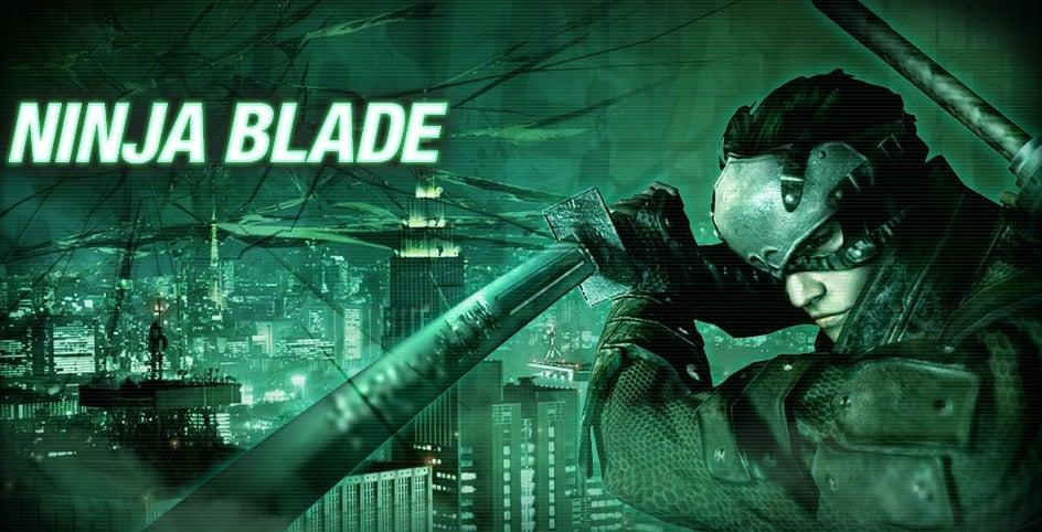 Ninja Blade Revealed in Japan, New Xbox 360 Exclusive ...