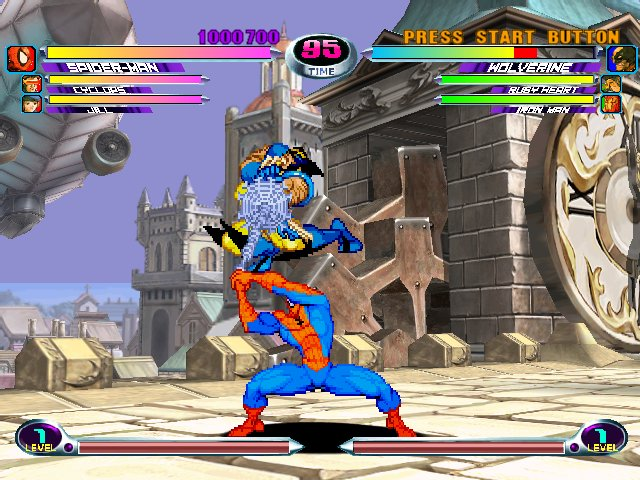 Marvel vs  Capcom 2 Coming to PS3 and 360 [Update] - Gematsu