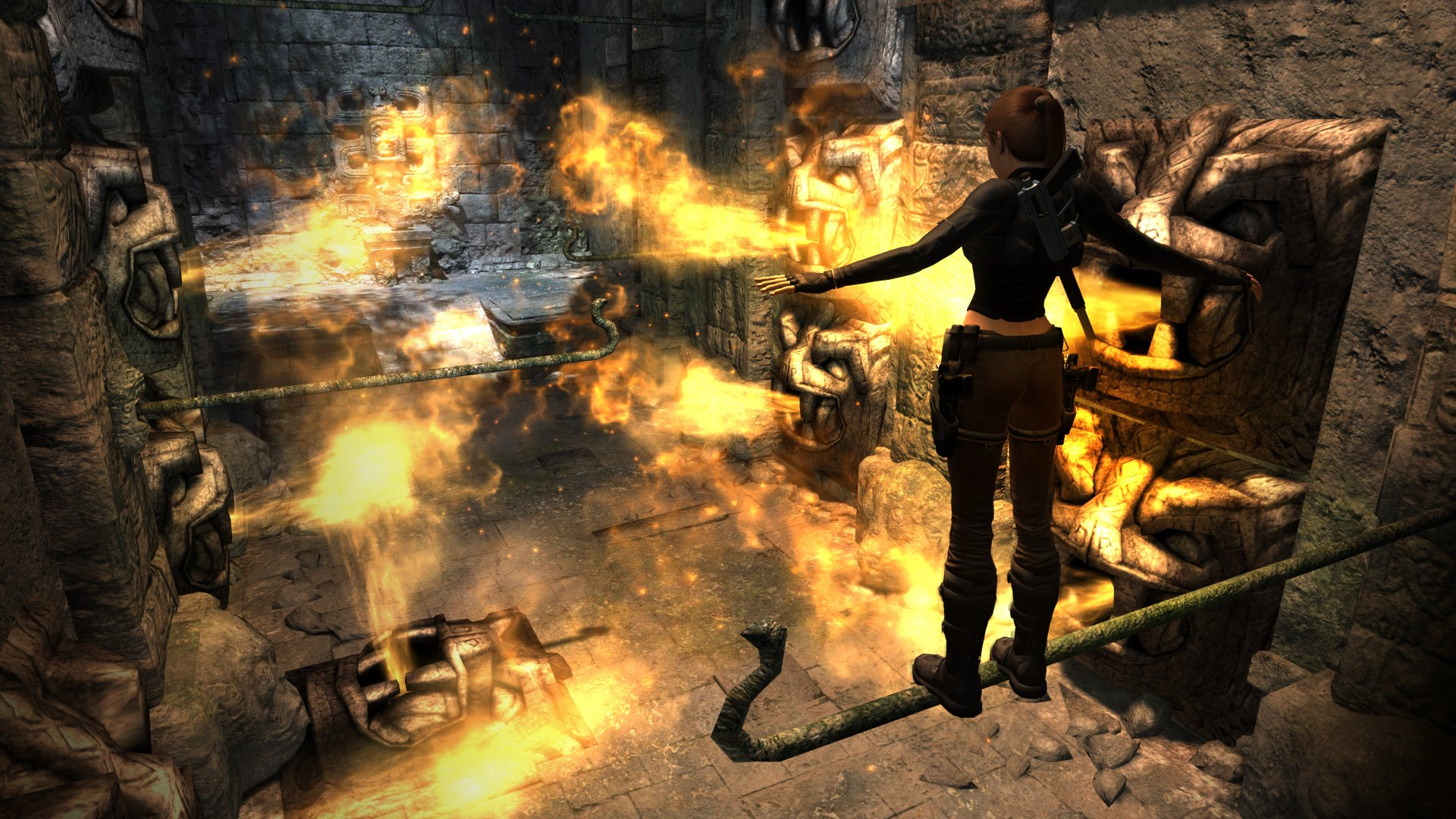 Tomb Raider Underworld Demo Now On Live Gematsu