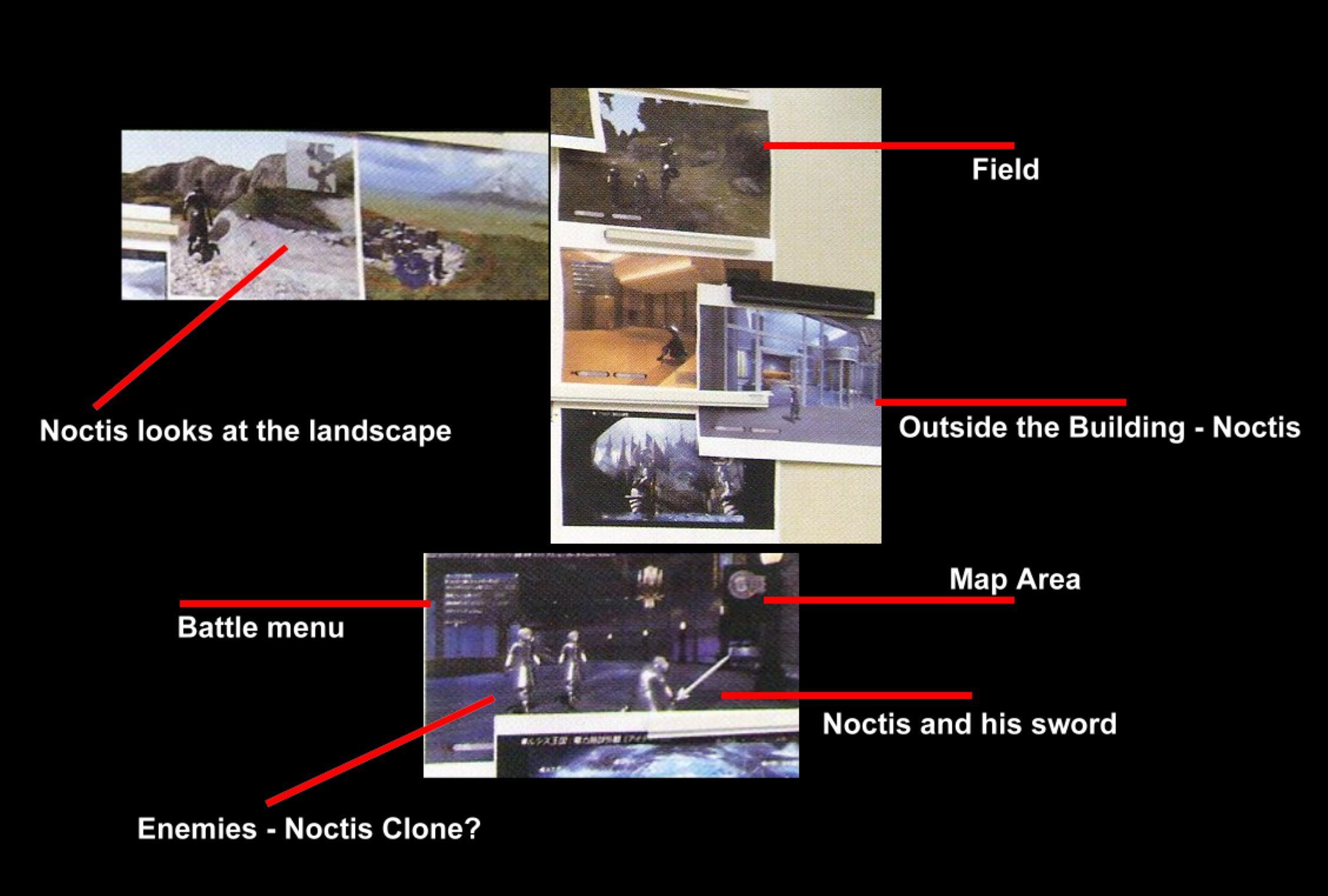 Final Fantasy 13 World Map.A World Map Won T Work Final Fantasy Vii Remake Message Board For