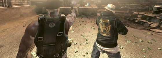 50 Cent Blood On The Sand Co Op Gameplay And Screenshots Gematsu