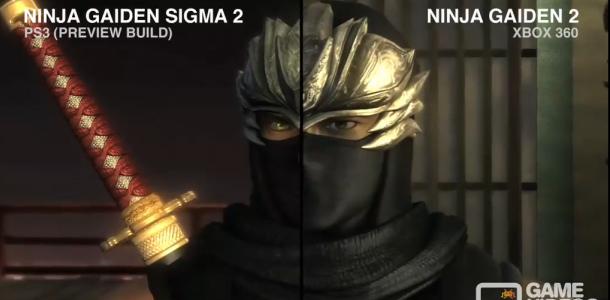 Ninja Gaiden Sigma 2 And Ninja Gaiden Ii Comparison Video Gematsu