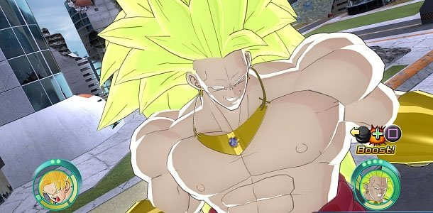 If you thought Dragon Ball's legendary Super Saiyan Broly was powerful in