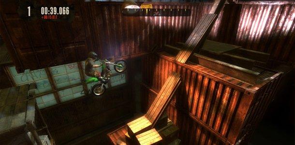 Trials Arcade Game of The Flash Trials Games
