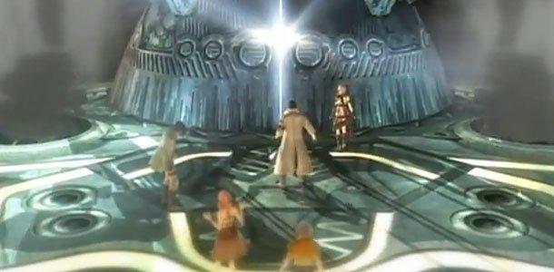 Two tiny tidbits of new Final Fantasy XIII footage - Gematsu