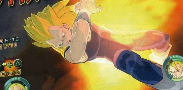 will also be able to achieve Super Saiyan 3 in Dragon Ball: Raging Blast