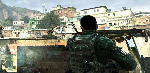 Modern Warfare 2 civilians scene is real, optional - Gematsu