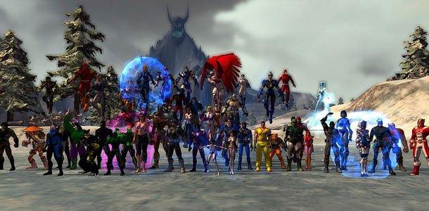 champions online xbox 360 version still in development ps3 version