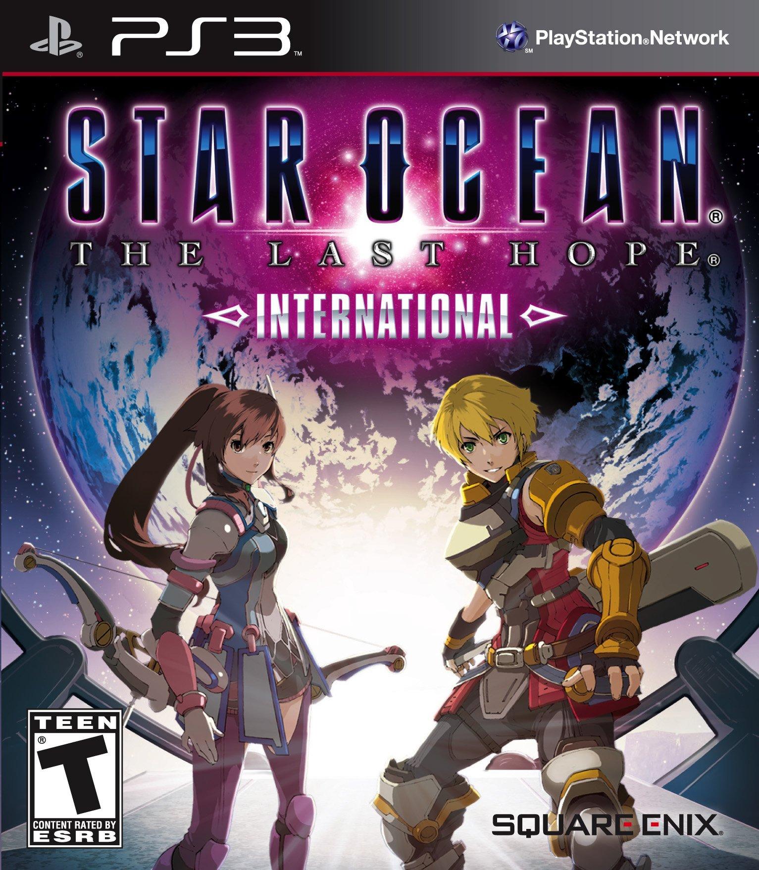 Star Ocean The Last Hope Ps3 Gets Anime Box Art Gematsu