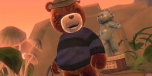 Freddy fazz bear costume reanimators