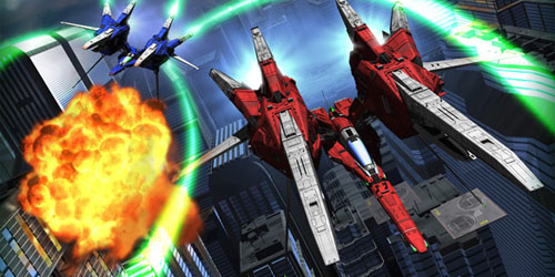 Raystorm HD dated for May 5 in Japan - Gematsu