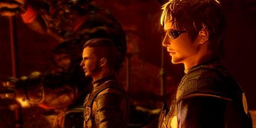 Final Fantasy XIV screens demo character creation, guildleves - Gematsu