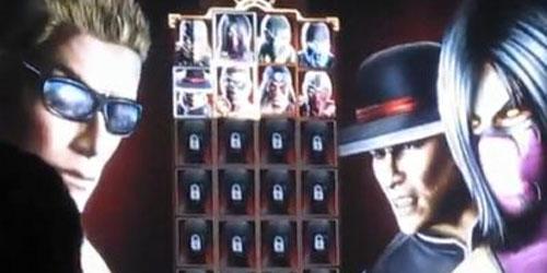 26 characters confirmed for Mortal Kombat 9 [Update] - Gematsu