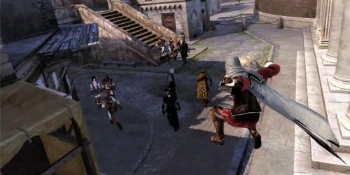 Assassin S Creed Brotherhood Multiplayer Trailer Debuts Gematsu