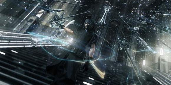 Final Fantasy Xiii Versus Movie Final Fantasy Versus Xiii