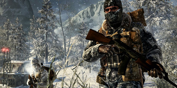 Activision's announced the first map pack for Call of Duty: Black Ops today.
