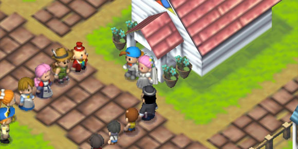 Harvest Moon Back To Nature Ps3