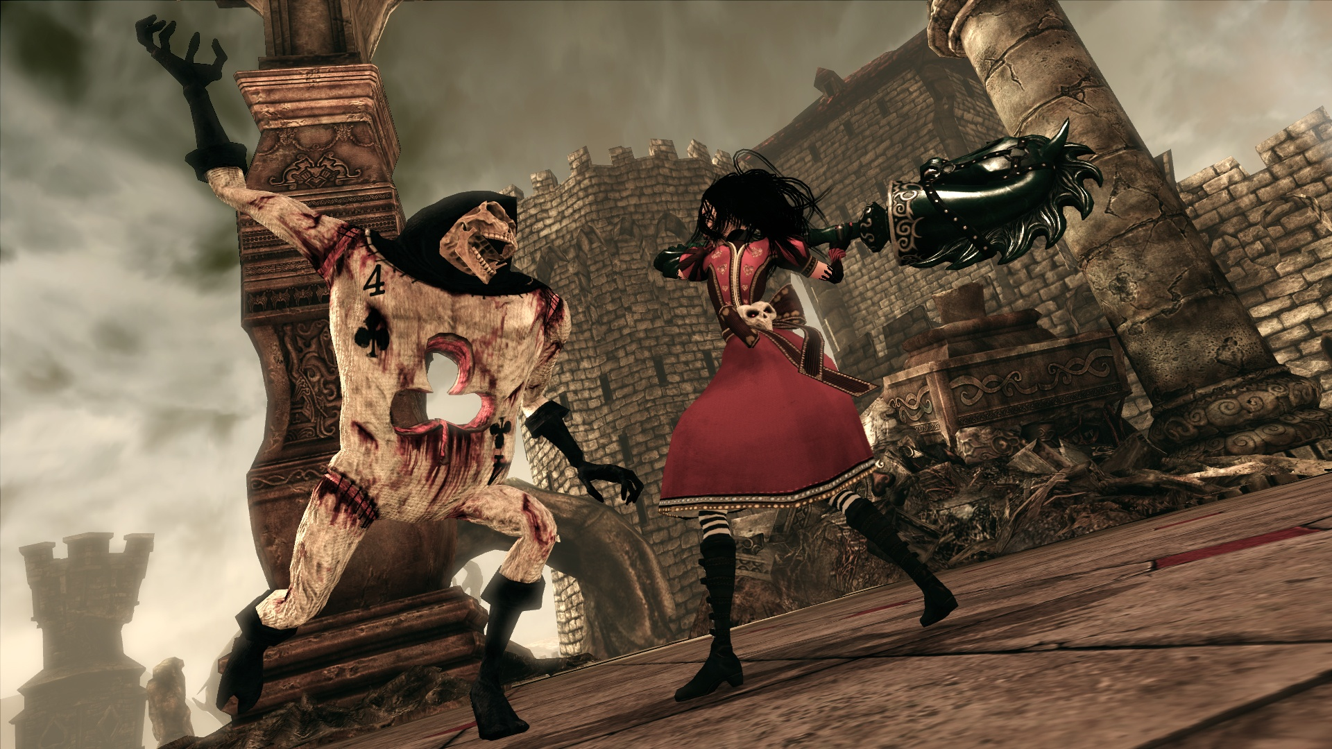 alice in wonderland madness returns pc