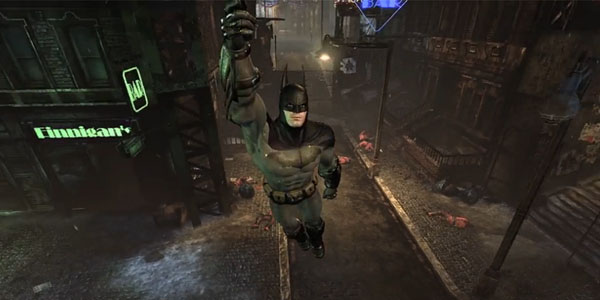 Gematsu 11K Subscribers Subscribe Batman Arkham City