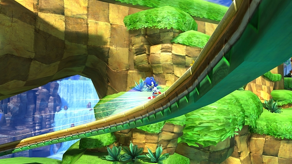 How Sega chose which levels to include in Sonic Generations