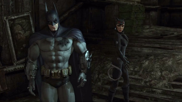 Warner Bros And Rockstead Released A 12 Minute Gameplay Clip Of Batman Arkham City