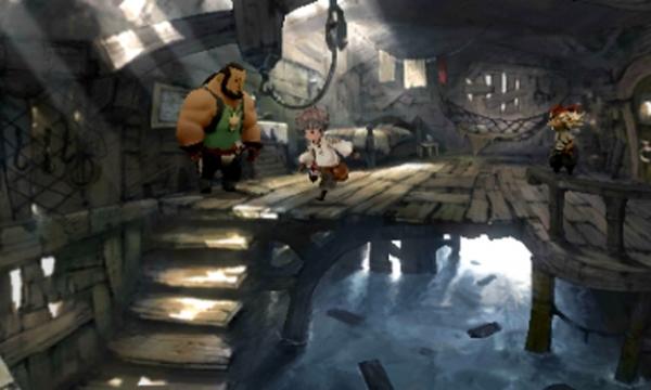 Bravely Default: Flying Fairy screenshots - Gematsu