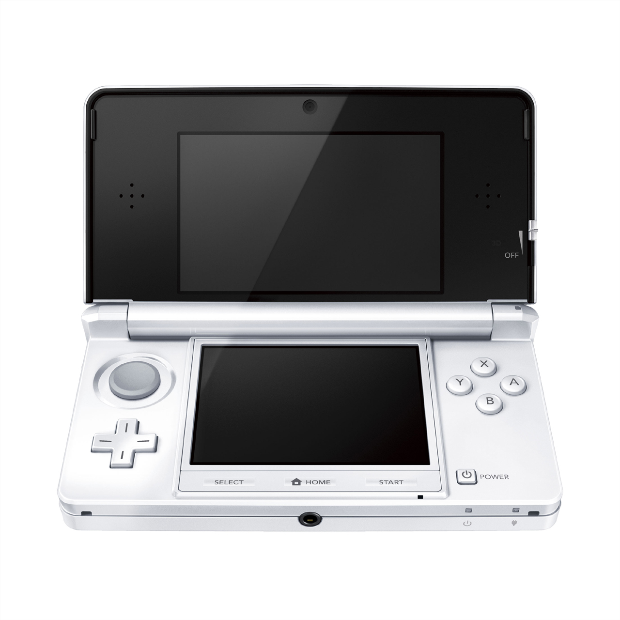 ice white 3ds announced for japan gematsu. Black Bedroom Furniture Sets. Home Design Ideas