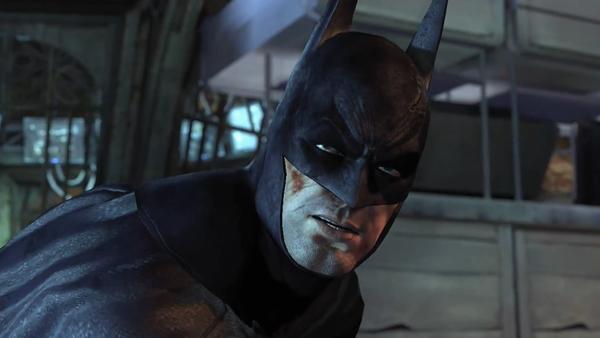 batman arkham city trailer - photo #27