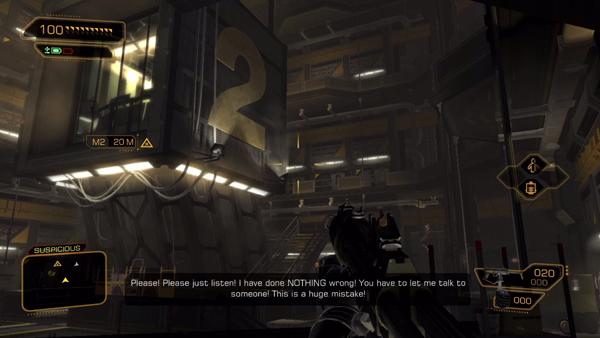 Deus Ex Human Revolution Walkthrough