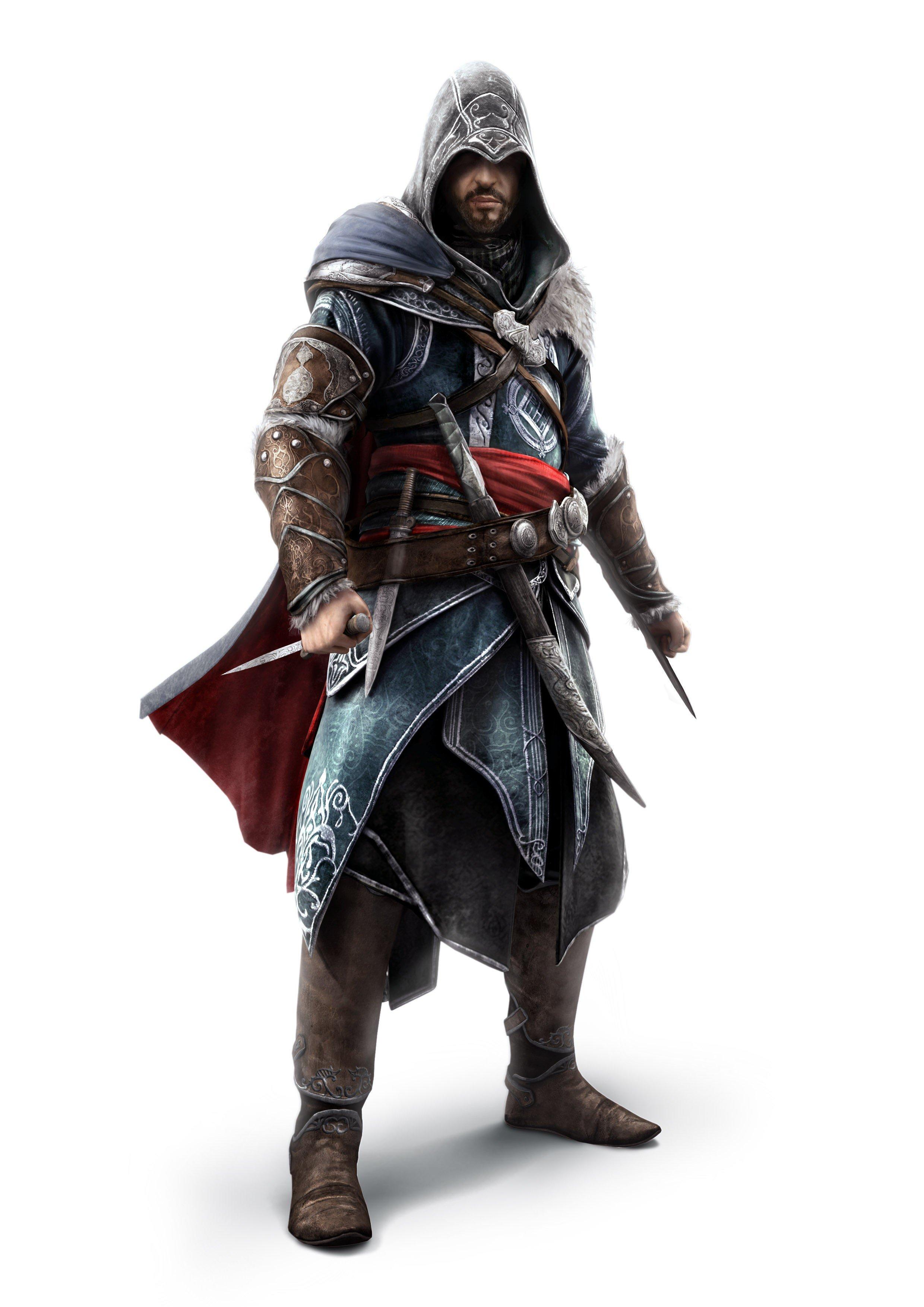Assassin S Creed Revelation Ezio Auditore Minecraft Skin
