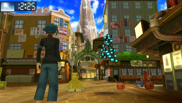 download game digimon world re digitize for pc