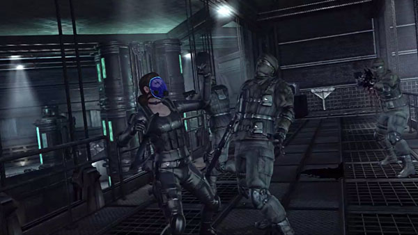 Image result for resident evil operation racoon city survive spec ops