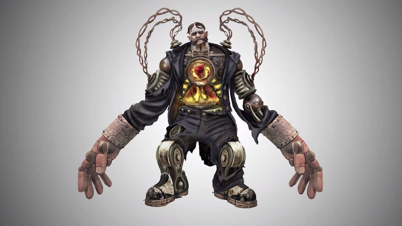 Bioshock infinite meet the handyman gematsu - Bioshock wikia ...