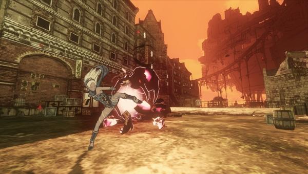 Crackdown inspired Gravity Rush - Gematsu