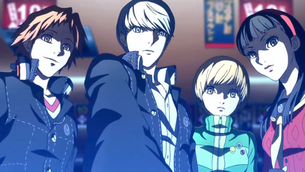 persona 4 arena freaking pumped