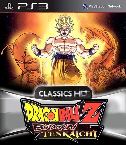Spanish Retailer Lists Dragon Ball Z Budokai Tenkaichi Hd Collection
