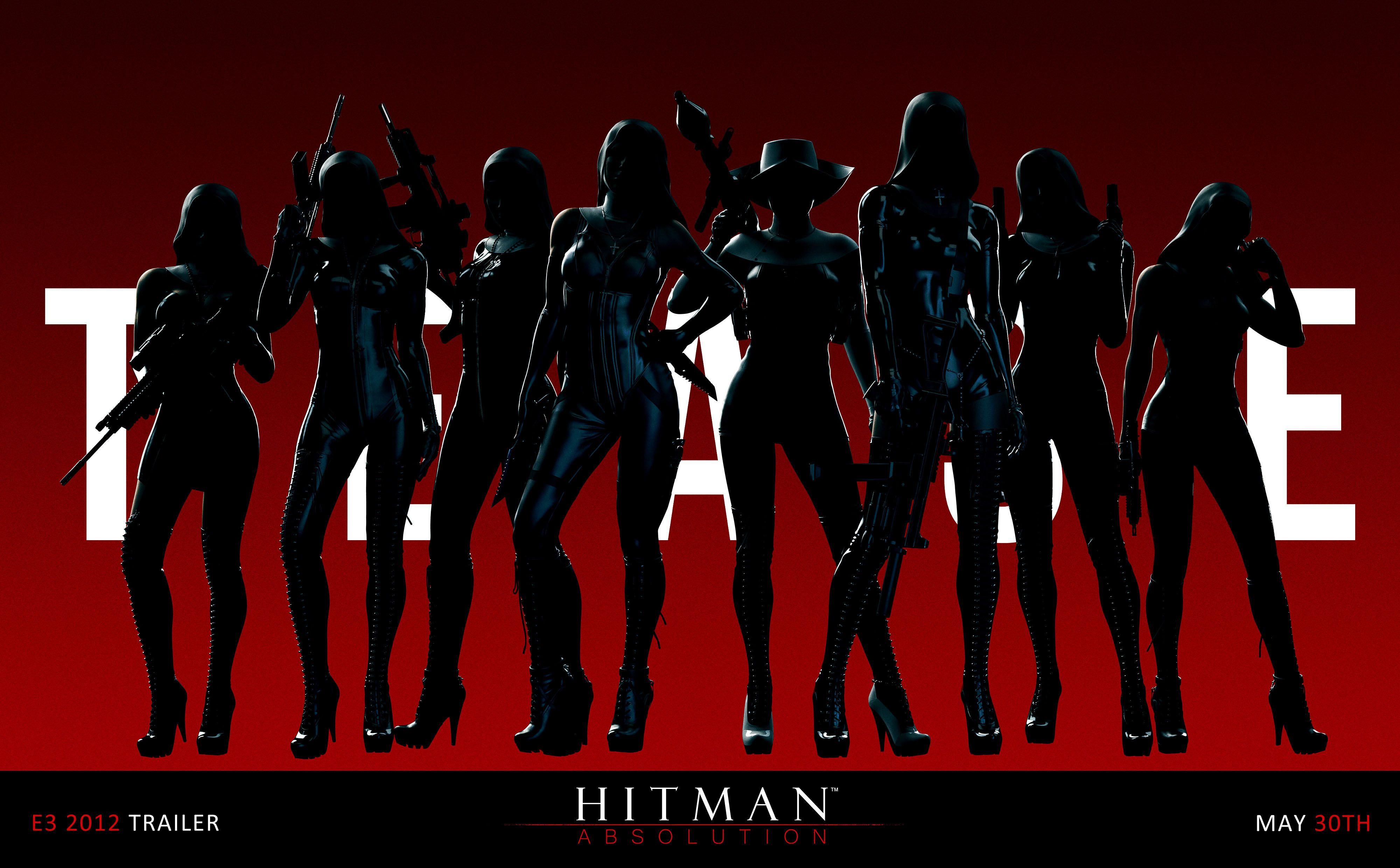 Hitman: Absolution - E3 2012 Trailer Teaser Image