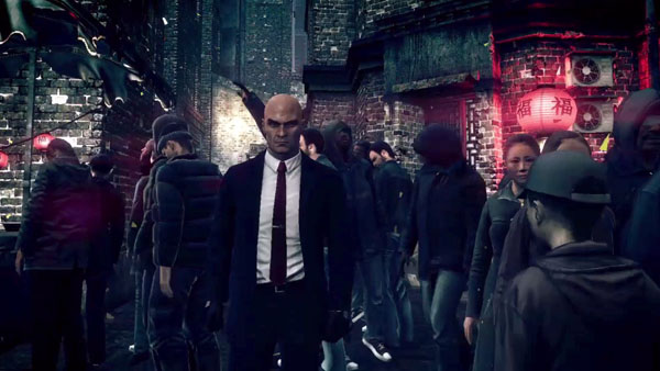 """Agent 47 Gameplay Dubbed """"introducing Agent 47"""