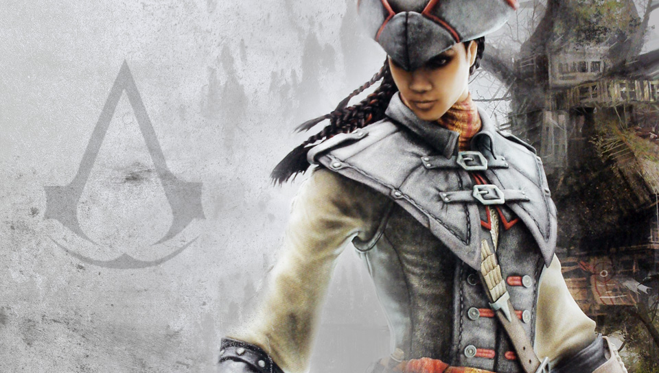 Black female protagonist in Assassin's Creed:Liberation