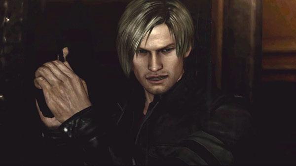 E3 2012 Preview Resident Evil 6 Gematsu