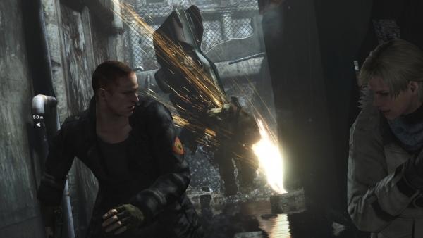 Resident Evil 6 E3 Media Gematsu
