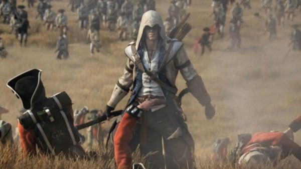 Assassin S Creed Iii Live Action Rise Trailer Gematsu