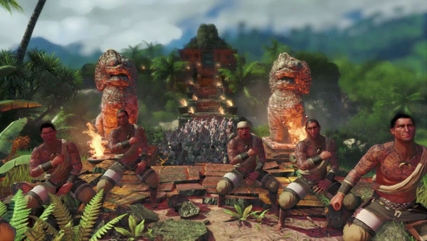 Far Cry 3 Island Survival Guide Welcome To The Rook Islands Gematsu