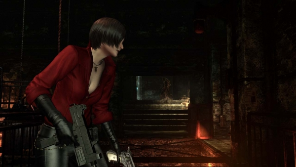 Resident Evil 6 Ada Wong And Agent Hunt Videos Screenshots Gematsu