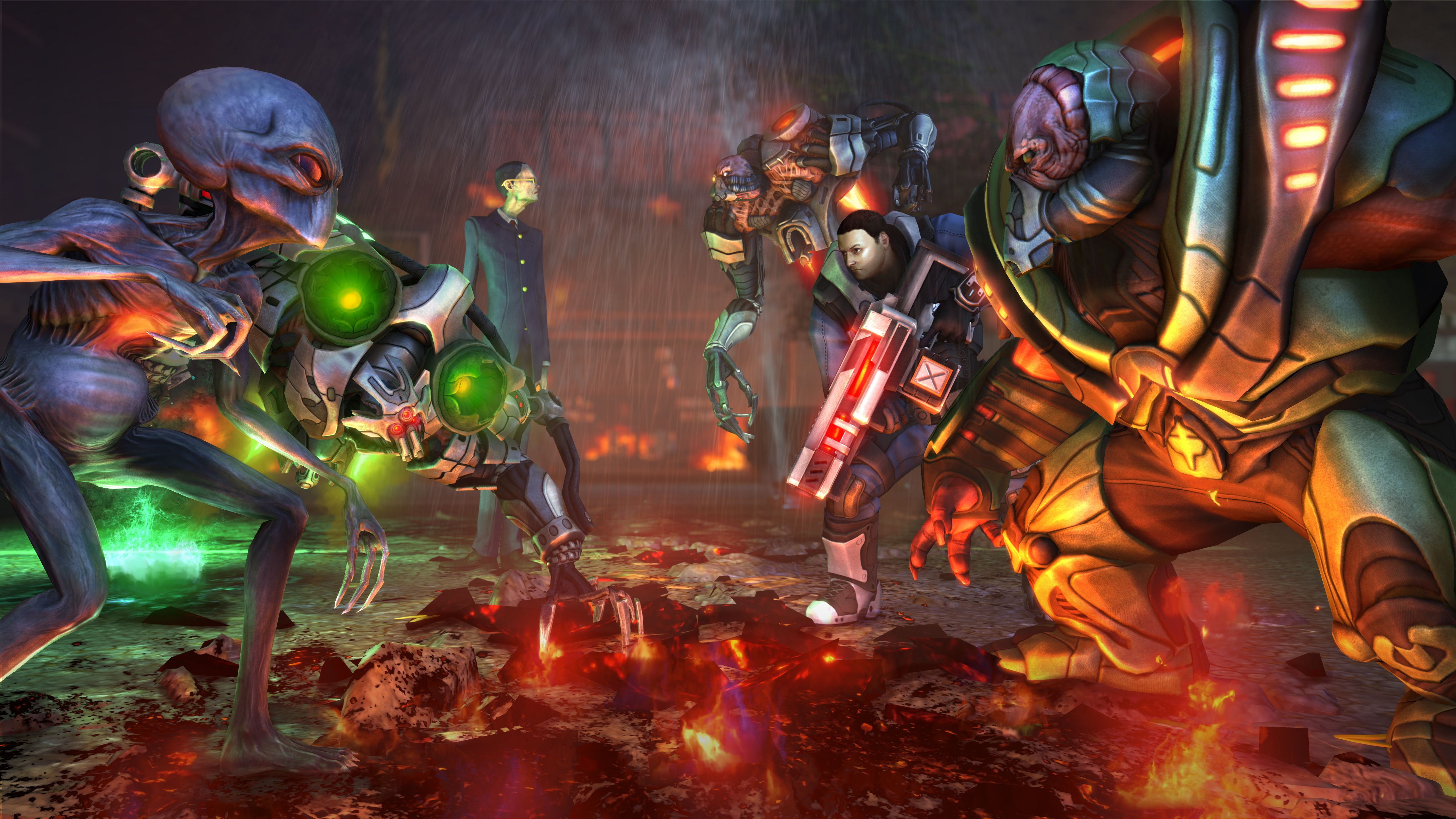 XCOM: Enemy Unknown multiplayer announced - Gematsu